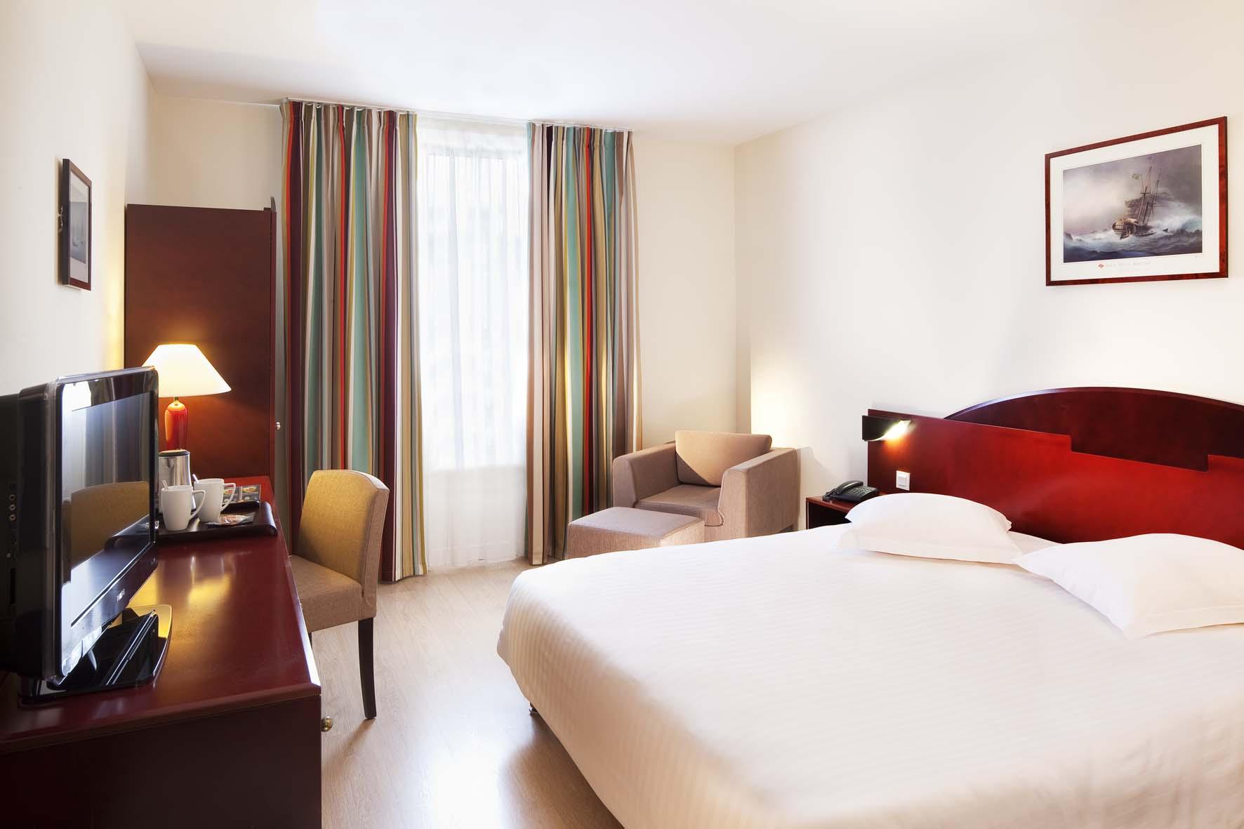 Hotel Appart City Brest - Place De Strasbourg à Brest