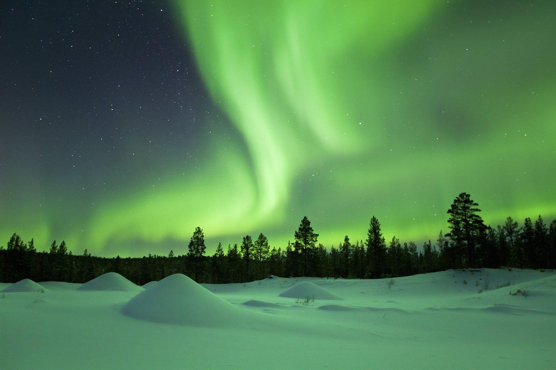 Photos laponie finlandaise