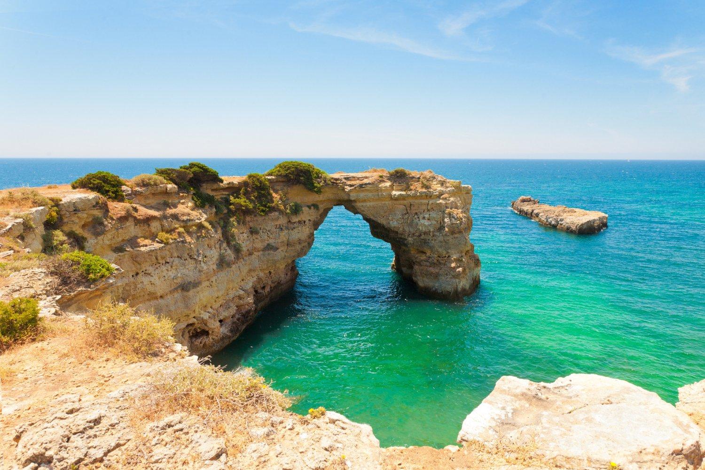 vacances au portugal Vacances au Portugal : 124 u20ac la semaine en club 3* sur la côte Sud avec ...