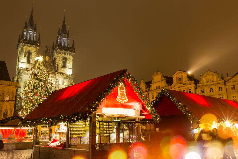 Marché De Noel Prague Marché de Noël à Prague : 4 nuits à 137 € en hôtel 3* en centre
