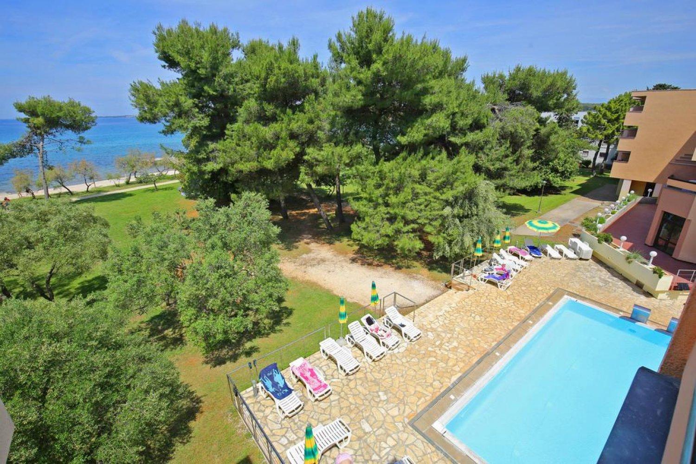 vacances en croatie 314 la semaine en all inclusive h tel 3 et vols inclus. Black Bedroom Furniture Sets. Home Design Ideas