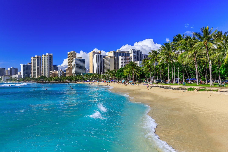 hawaii tourisme