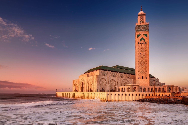 voyage maroc depart de tours