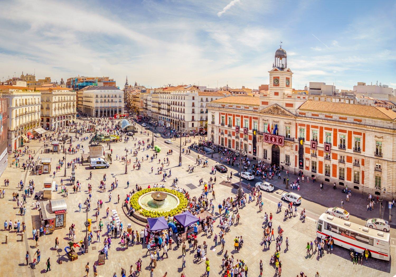 Madrid tourisme