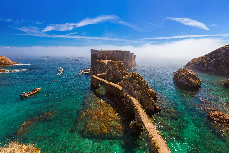 vacances au portugal Juillet au Portugal : 432 u20ac vols + 7 nuits dans une maison de vacances avec  piscine ...