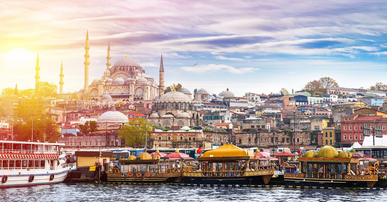 Tourisme à Istanbul