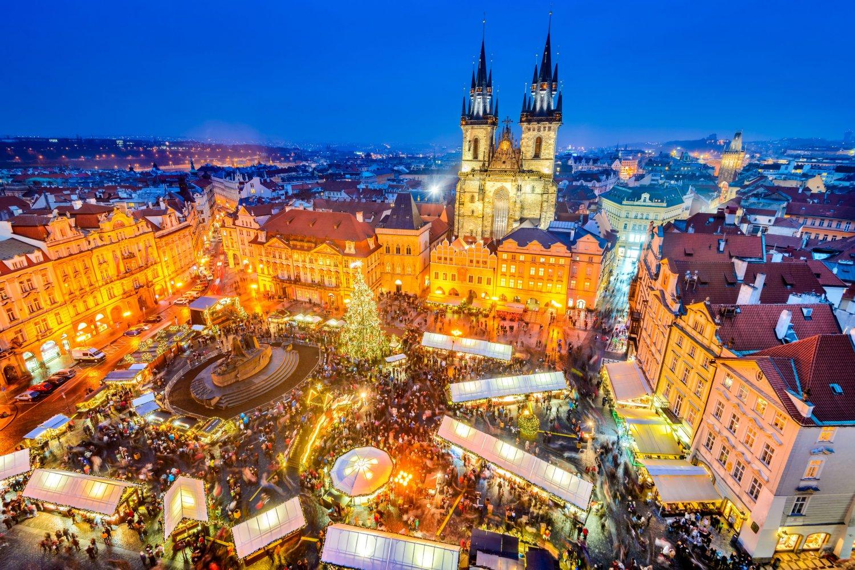Marché De Noel Prague Marché de Noël à Prague : dès 117 € vols + 4 nuits en hôtel 3* à