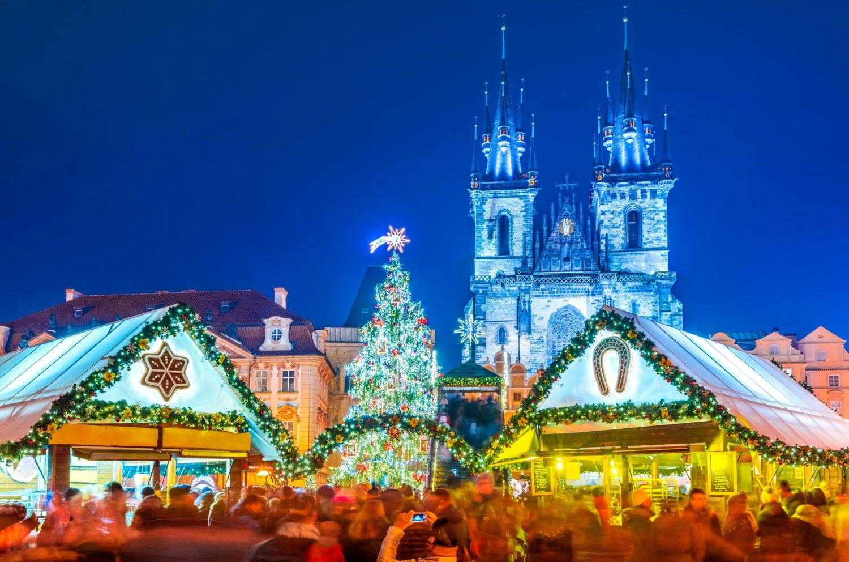 Marché De Noel Prague Marché de Noël à Prague : dès 151 € vols + 4 nuits en appart hôtel
