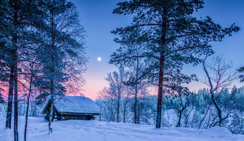 Laponie finlandaise vacances