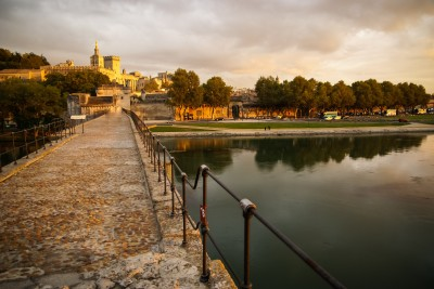 Vol Bordeaux - Avignon