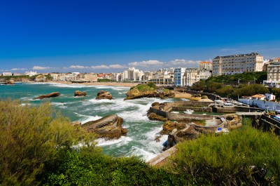 Vol Paris - Biarritz