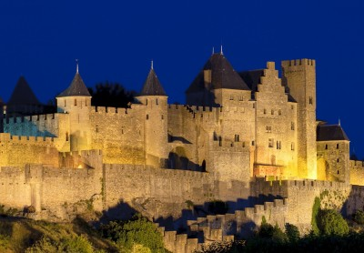 Vol Paris - Carcassonne