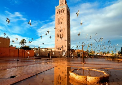 Vol Marrakech