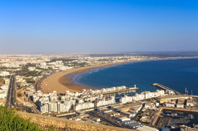 Vol Marseille - Agadir