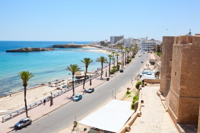 Vol Paris - Monastir
