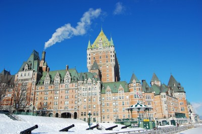hotel Quality Inn Quebec