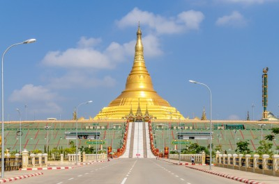 Vol Toulouse - Yangon