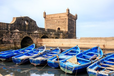 Week-end  Essaouira