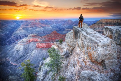 Vol Grand Canyon
