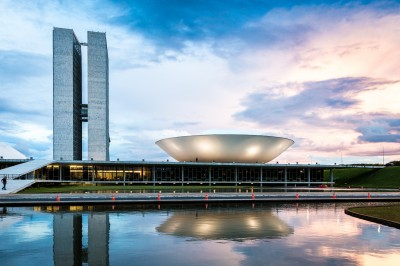 Vol Paris - Brasilia