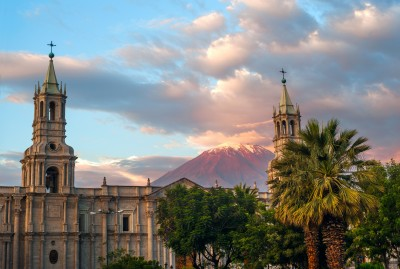 Vol Toulouse - Arequipa