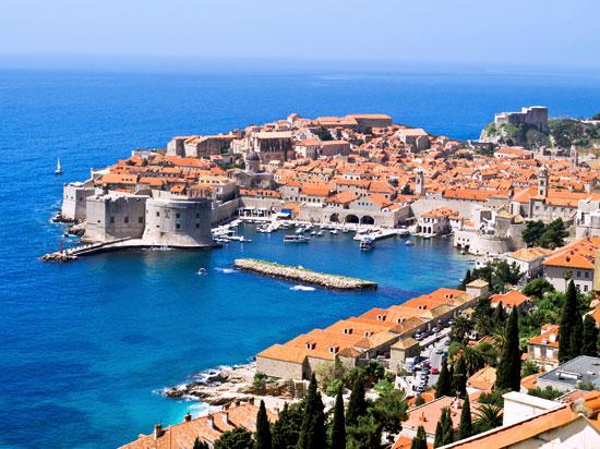 vacances croatie depart nantes