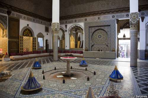 circuit maroc les villes imperiales