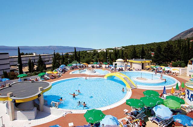 sejour hotel club croatie