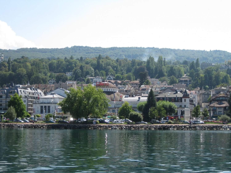 Guide Evian Les Bains